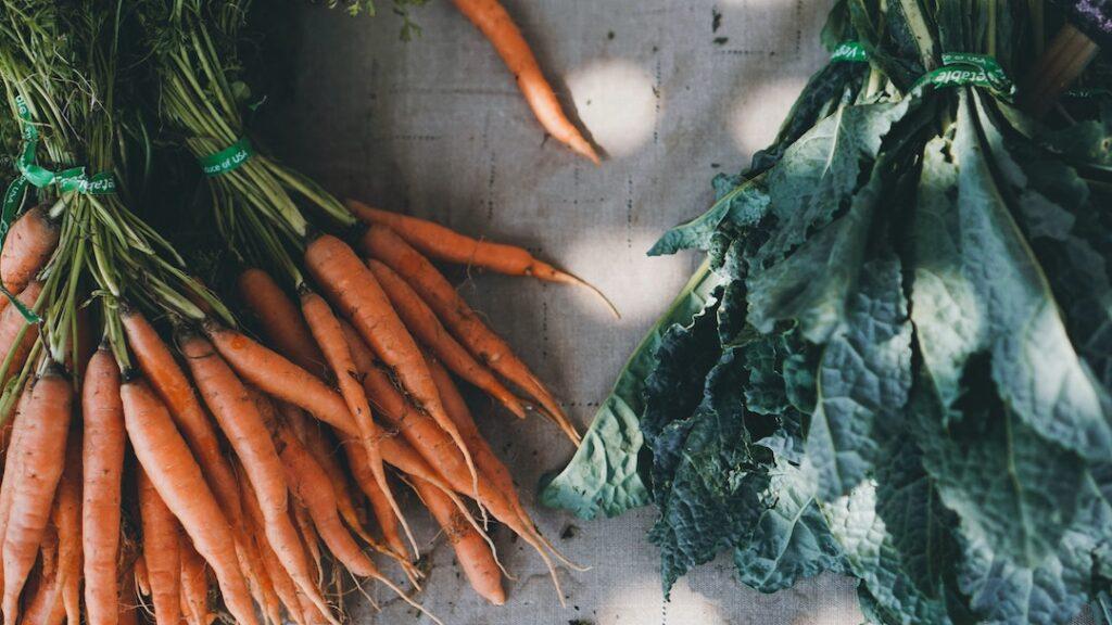 morötter och kål